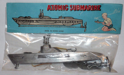 Atomic Submarine - Unopened.