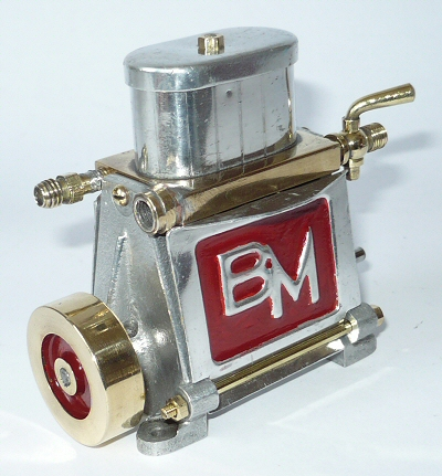 Bowman Bryant Marine Engine.