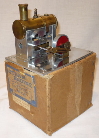 Cyldon 13/3 Steam engine with original box.