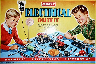 Merit Electrical Outfit.