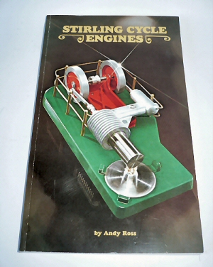 Hot Air Engine Book.