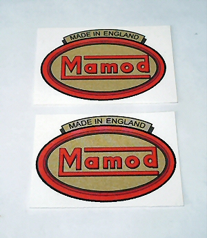Mamod Decal.