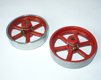 Mamod flywheels.
