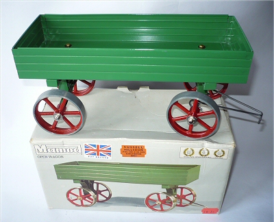 Mamod Open Wagon.