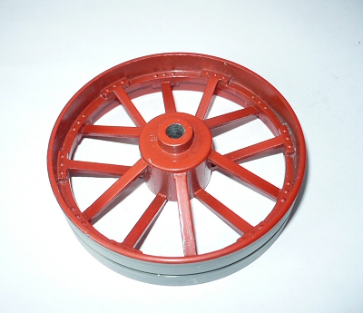 Mamod rear wheel.