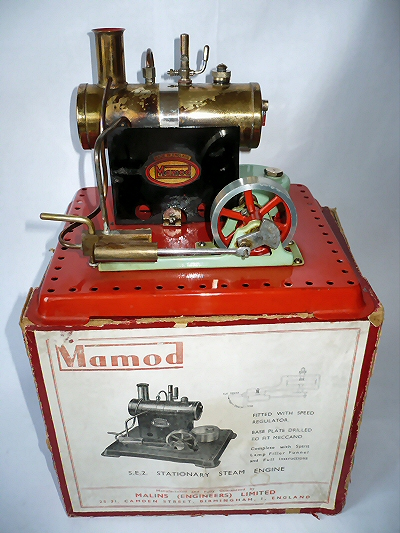 Mamod steam engine spares parts for sale