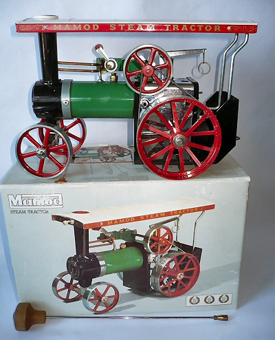 Mmaod Traction Engine.