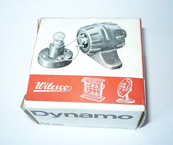 Wilesco Dynamo,