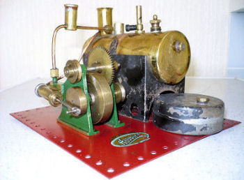 Hobbies SE3 Steam engine Circa 1937.