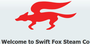 The home of Swift Fox Steam.