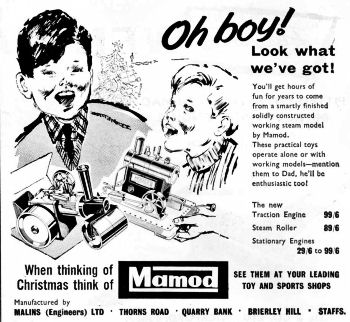 Christmas campaign of 1963.