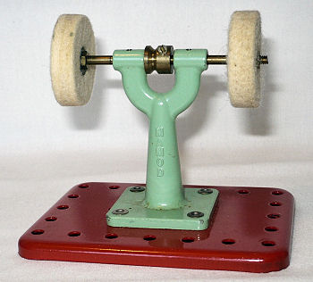 Mamod Buffing Wheel 1950.