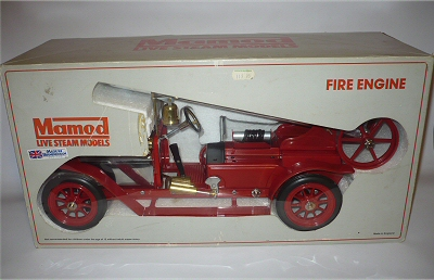 Mamod Fire Engine.