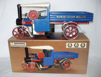 Mamod Steam Wagon.