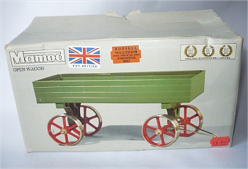 Mamod open wagon box.