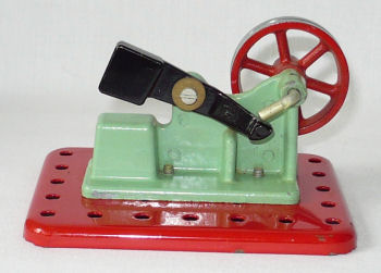 Mamod power hammer Circa 1950's.