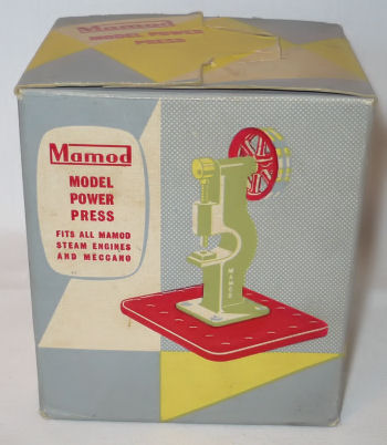 Mamod power press Circa 1970's.