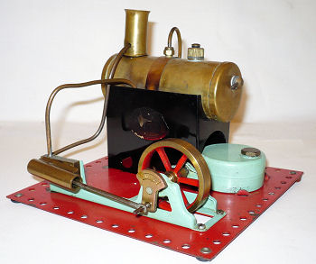 Mamod SE1 Steam Engine Circa 1950.