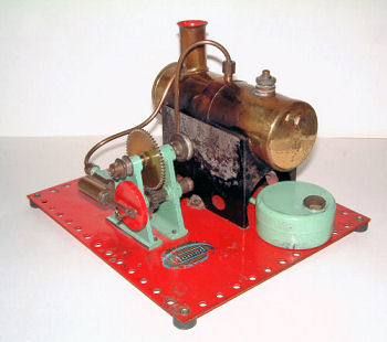 Mamod SE2 Steam Engine Circa 1946.