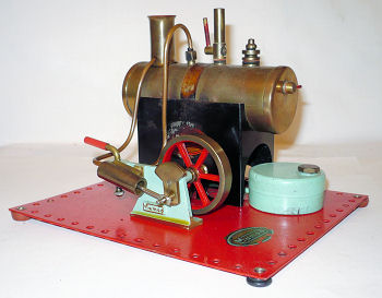 Mamod SE2 Steam Engine Circa 1948.