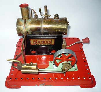 Mamod and Hobbies steam engines and steam toys