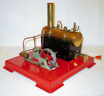 Mamod SE3 Steam Engine Circa 1960.
