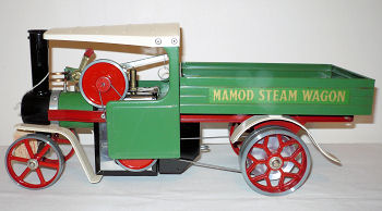 Mamod steam lorry Circa 1972.