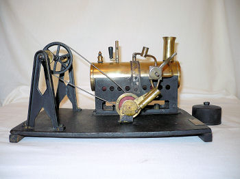 Mersey Model 53 PR steam engine.