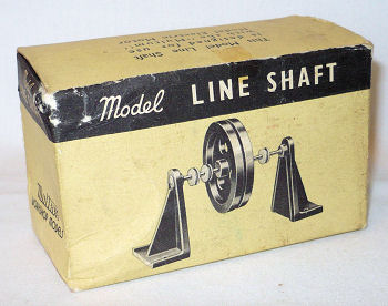 Multum line shaft box.