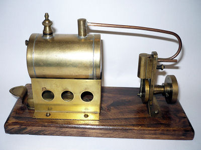 Murray marine steam engine.