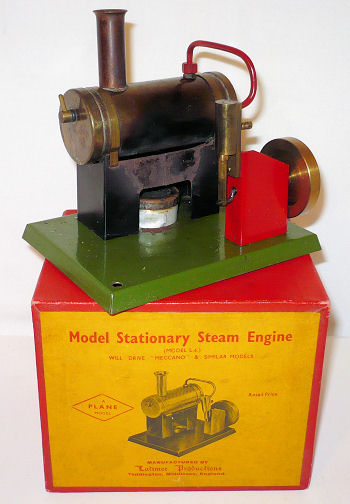 Plane L4 Steam engine