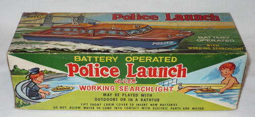 Police Launch.
