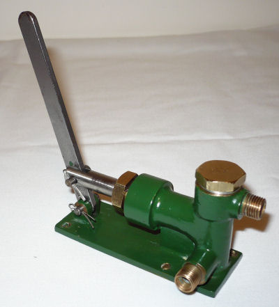 Stuart Turner boiler feed pump.