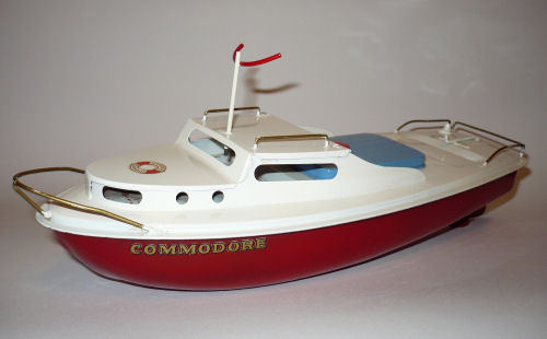 Sutcliffe Commodore.