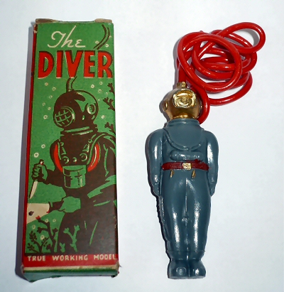 Tresco Deep Sea Diver.