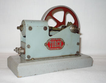 Torch Mechanical Model.