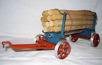 Wilesco Lumber Wagon A425.